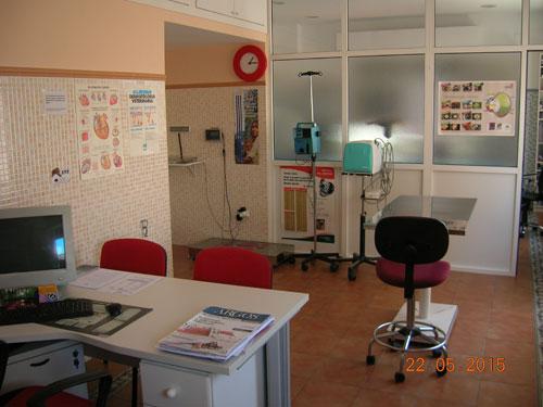 Imagen de la consulta 2 de la Clínica veterinaria Echevarria